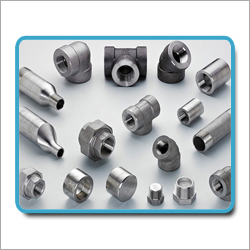 Stainless And Duplex Steel Forged Fitting