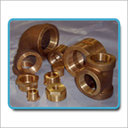 Nickel And Copper Alloy Forged Fitting