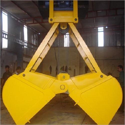 Grab Bucket EOT Crane
