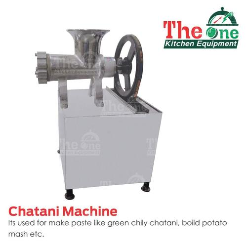 CHATNI MACHINE