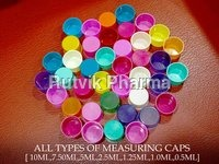 COLOURING MEASURING CUPS