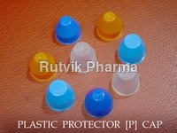 PLASTIC PROTECTOR P CAP