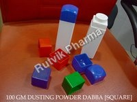 100 GM DUSTING POWDER CONTAINER