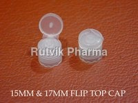 15MM & 17MM FLIP TOP CAP