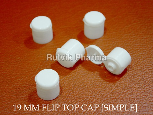 19 MM FLIPTOP CAP [SIMPLE]