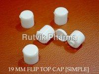 19 MM FLIPTOP CAP [SIMPLE]