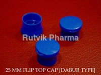 25 MM FLIP TOP CAP [DABUR TYPE]