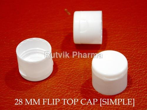 28 MM FLIPTOP CAP [SIMPLE]