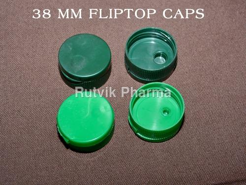 38 MM FLIP TOP CAP