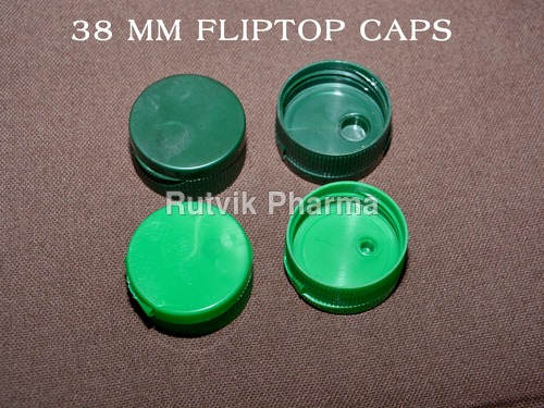 38 MM FLIP TOP CAP