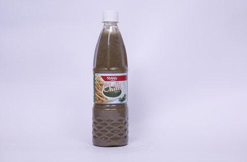 Green chilli sauce 700ml