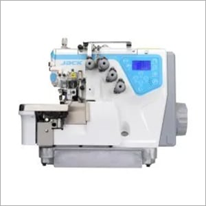 High Speed Automatic Overlock Machine With Pneumatic Suction Device