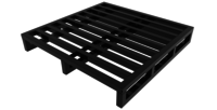 Steel Pallet - Single Deck