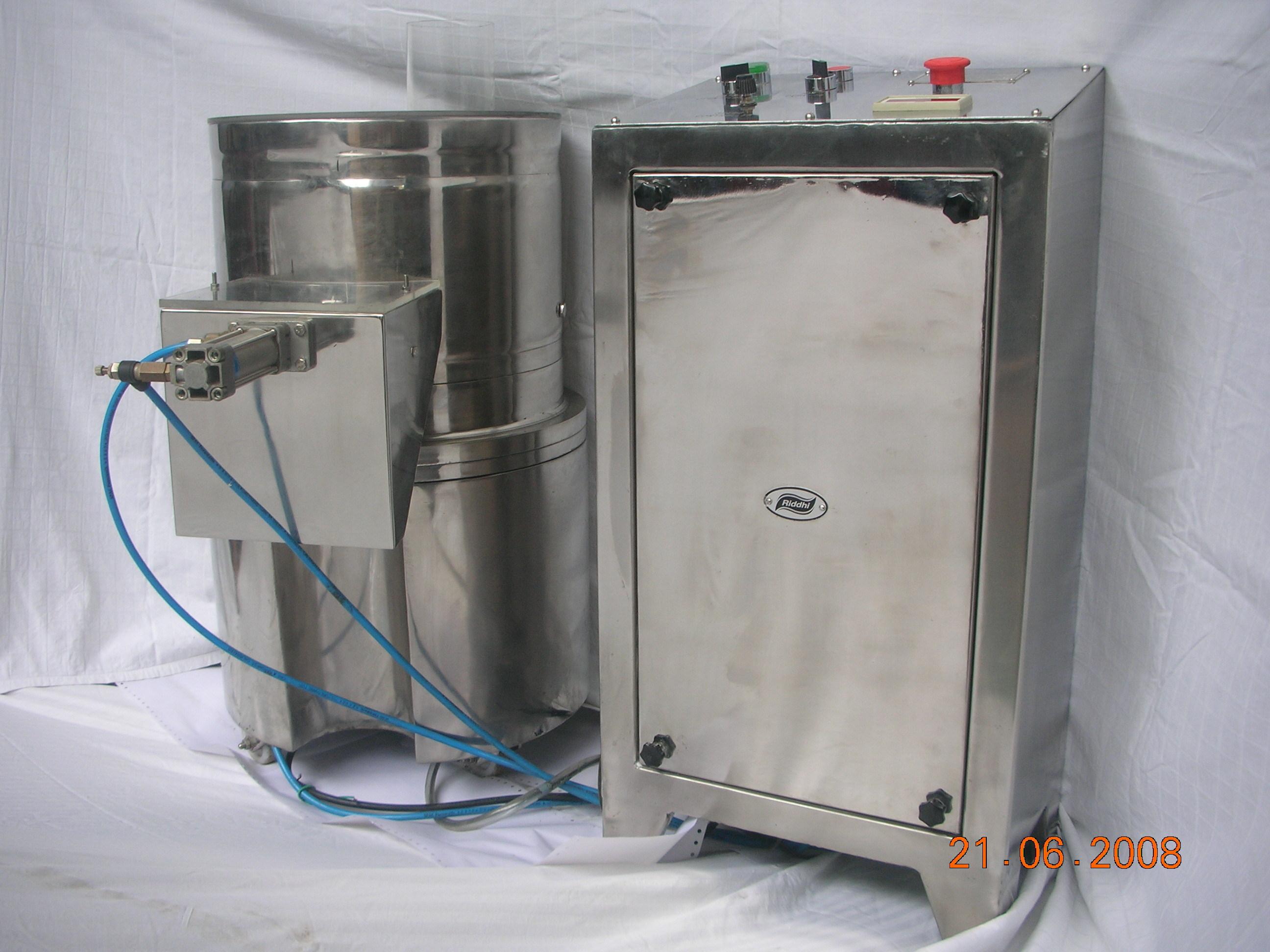 pharma Pellet Making Machine