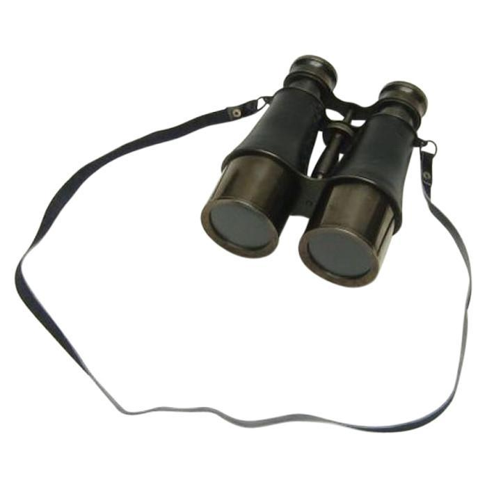 Binoculars Antique Brass