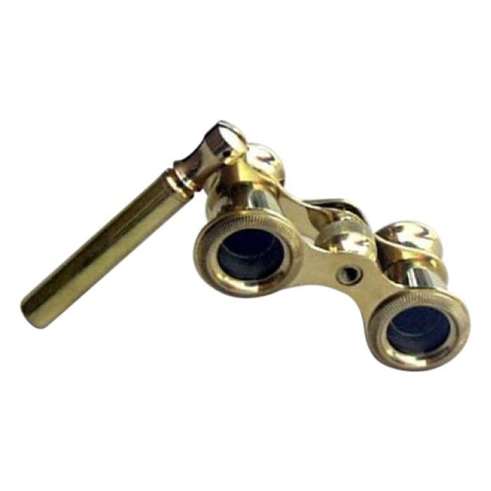 Brass Opera Binoculars