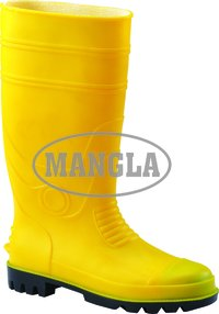 Yellow Gumboot