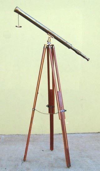 Brass Telescope Harbor Master