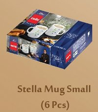 Mug Small 6 pcs CELLO DAZZLE Hot Drink-Stella