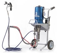 Medium Duty Spray Painting Equipment