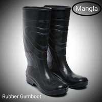 Nitrile Rubber Safety Gumboots For Fire Fighters