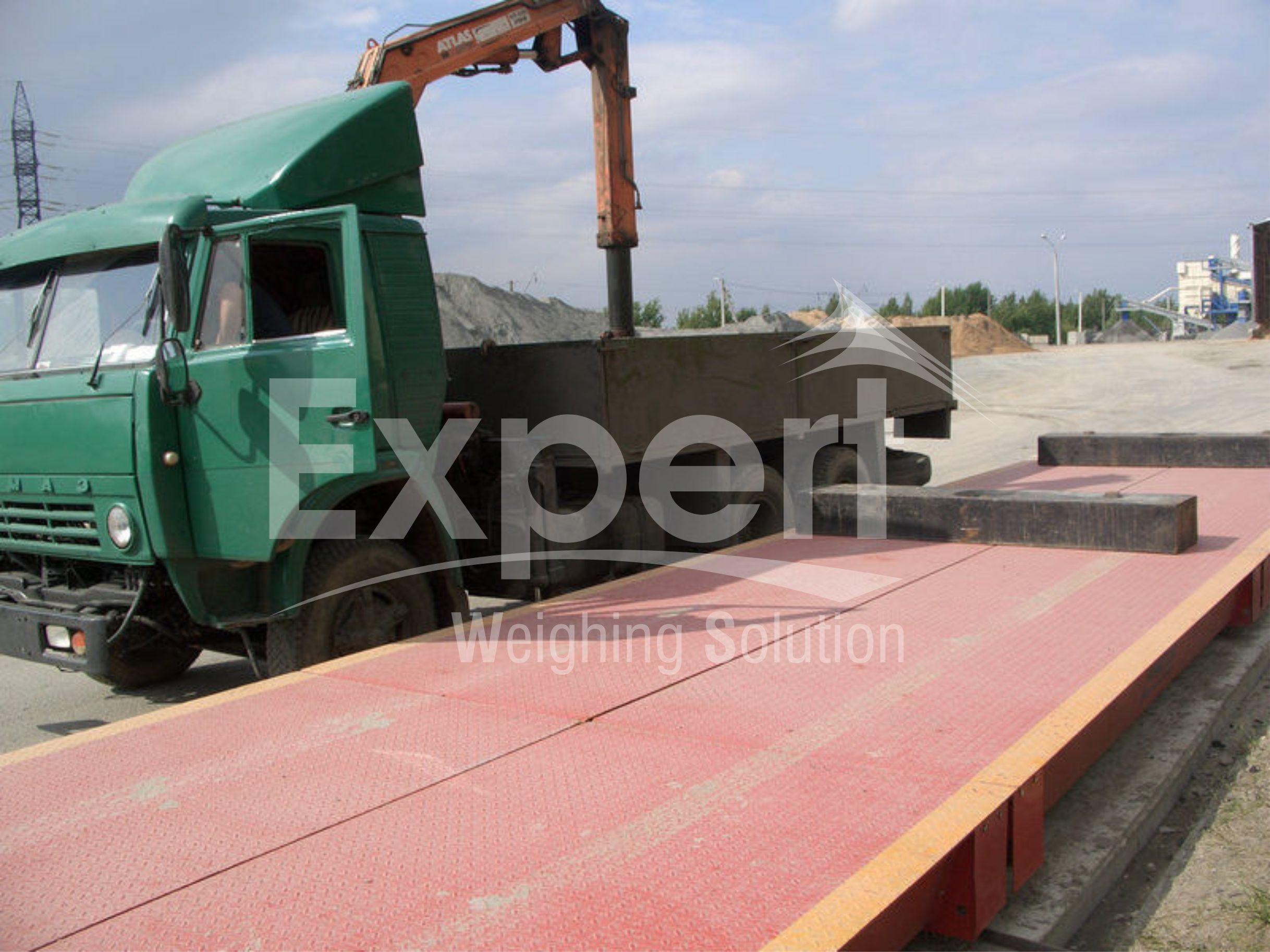 Foundationless Modular Weighbridge