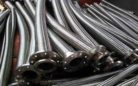 Flexible Wire Braided Hose Pipes