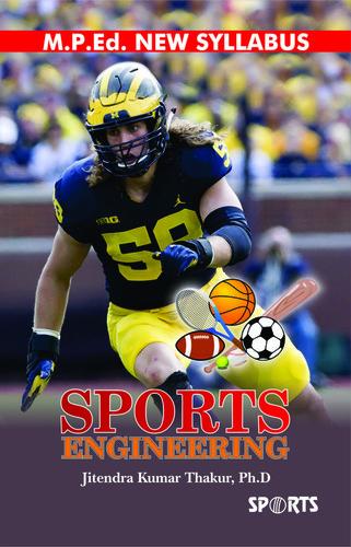 Sports Engineering (M.P.Ed. New Syllabus)