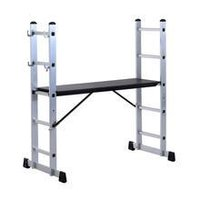 Multipurpose Combination Ladder & Scaffold