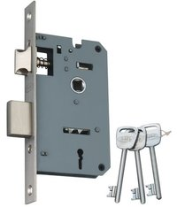 Spider Mortise KY Lock Body (KM6)