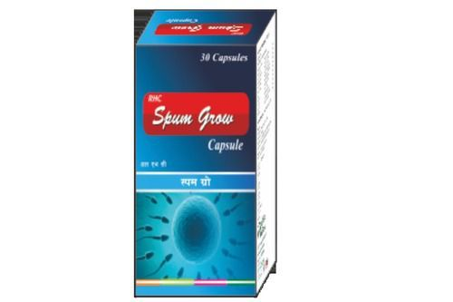 Herbal Sperm Increase Capsule