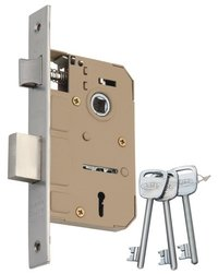 Spider KY Mortise Lock Body