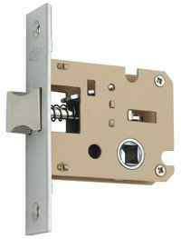 Spider Steel Mortise Lock Body