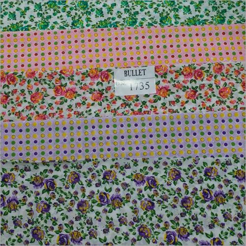 Lafer & Twill Printed fabrics 56-58 Width