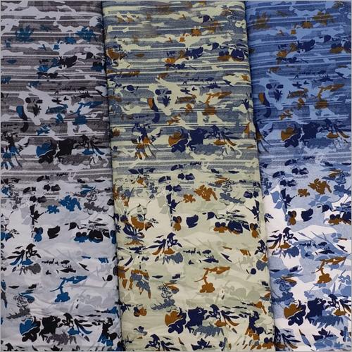 Flock Designer Printed Cotton Fabric