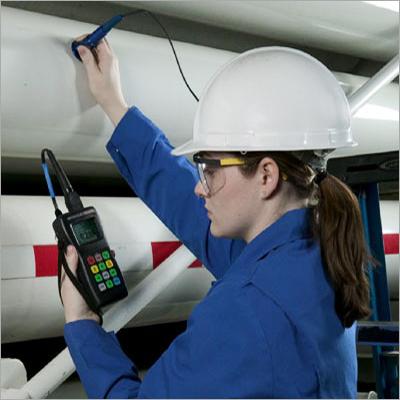 Advance Ultrasonic Testing Service of Metal ( CAUT)