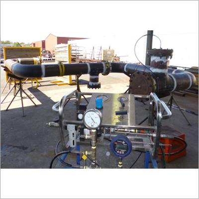 Pipelogic Hydrostatic Testing Service