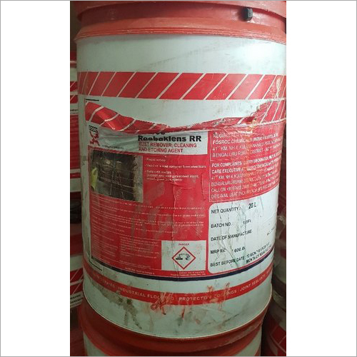 Foscroc Rust Remover Chemical