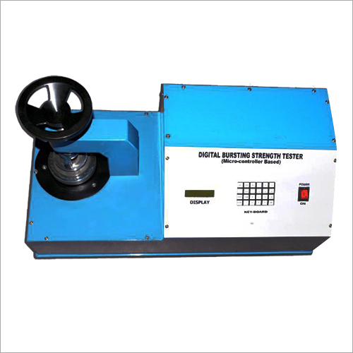 Digital Bursting Stength Tester
