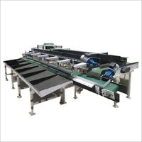 APPLE BRUSHING/ POLISHING & GRADING MACHINE