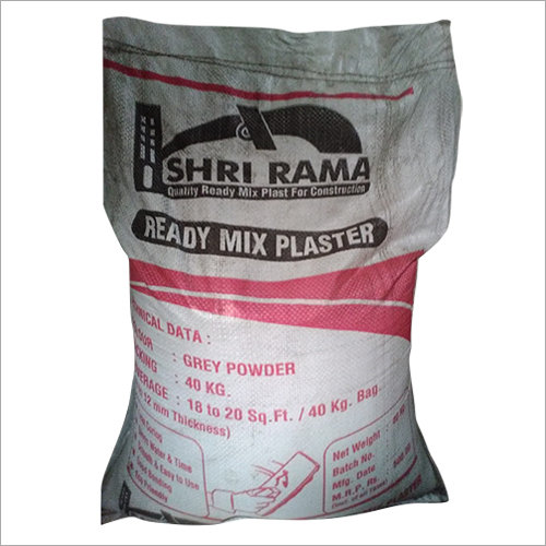 40 Kg Ready Mix Plaster