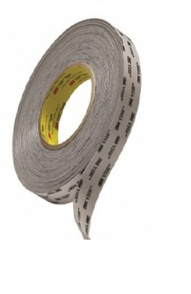 Double-sided pressure sensitive adhesive VHB tapes