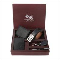 Black Gift Set For Men