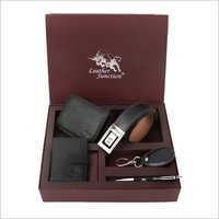 Black Gift Set For Men
