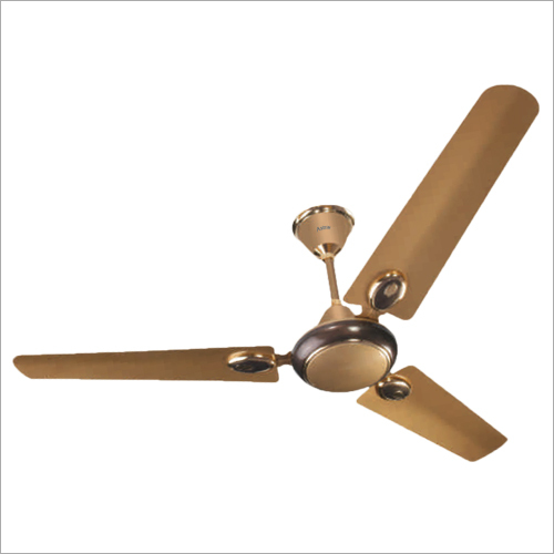 Beige Brown Ceiling Fan
