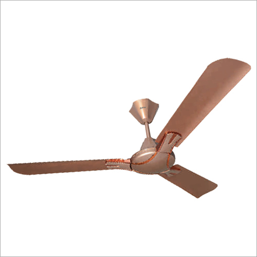 Copper Gold Ceiling Fan