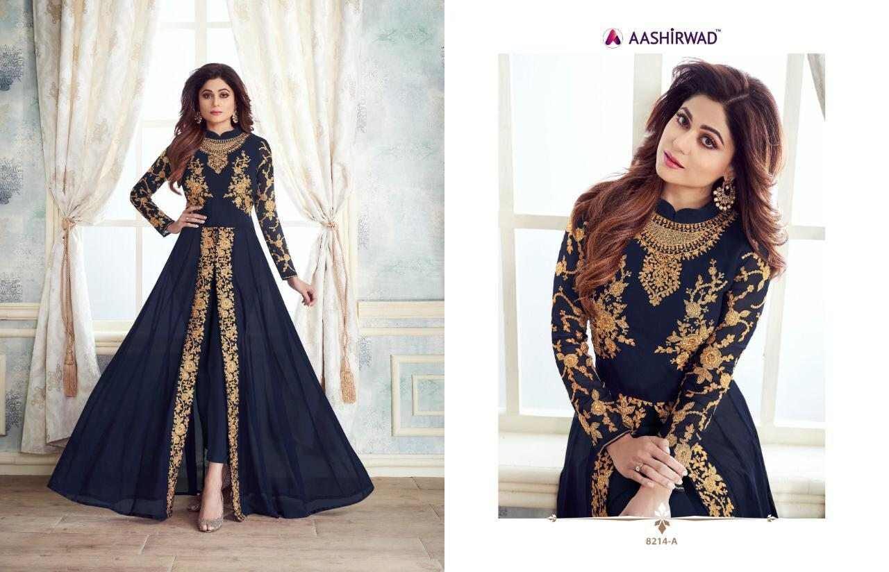 Georgette designer salwar suits