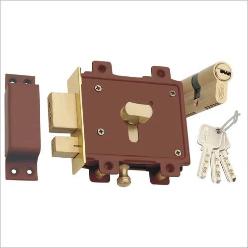 Spider Steel Door Locks