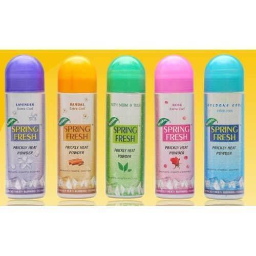 Herbal Prickly Heat Powder