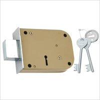 Spider steel door locks